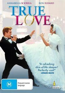 True Love (DVD, 2011) REGION FREE - BRAND NEW SEALED - FREE POST!