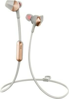 Fitbit Flyer In-Ear Wireless Headphones (FB601GY) - Lunar Gray