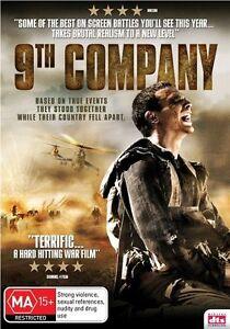 9th Company (DVD, 2011)-FREE POSTAGE