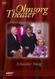 Ohnsorg-Theater-SCHNEIDER-NOERIG-Henry-Vahl-HEIDI-KABEL-DVD-nuevo