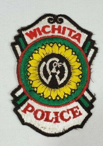 WICHITA KANSAS KS POLICE PATCH