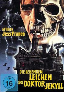 Jess-Franco-LA-VIVIR-LEICHEN-DES-DOCTOR-JEKYLL-Sin-cortes-DVD-nuevo