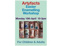 Enamelling Easter Workshop