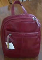 MAXIME Backpack Purse - New