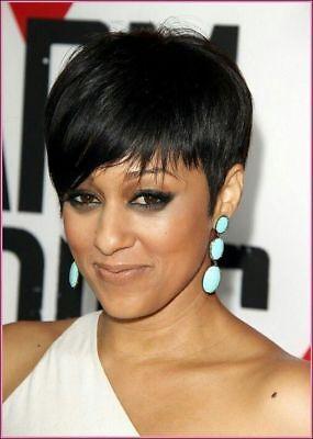 Wigs for Black Women Pixie Cut Short Brazilian Human Hair Wig Natural US STOCK - Elf Woman