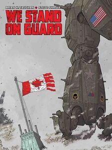 ***We Stand On Guard***Issues #1-6***Complete***Perfect Cndtn