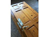 Solid Internal Wooden Doors for sale!