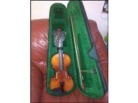 Violin for sale - Mendini MV200 Solid Wood Violin 4/4