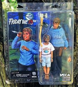 FRIDAY THE 13TH NECA EXCLUSIVE FIGURES.