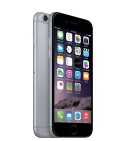I phone 6 open to all networks 16 gb swap