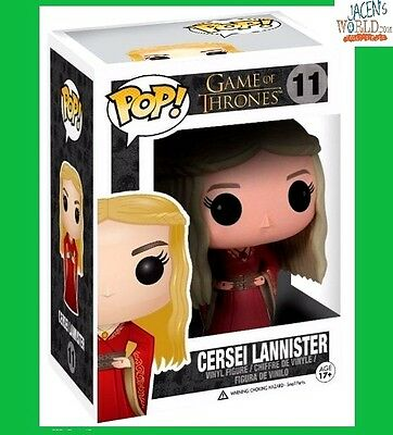 Cersei Lannister  11 Funko Pop Figure Game Of Thrones