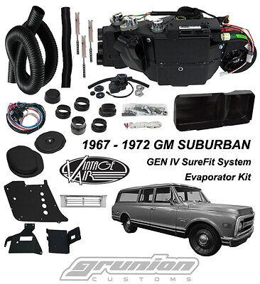 Vintage Air 1967-72 Suburban w/o AC w/Fac Air Cntrl Air Conditioning Evaporator