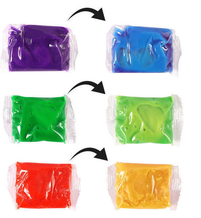 7af8447ef7c39 HEAT SENSITIVE COLOUR CHANGING SMART PUTTY SLIME TOY BIRTHDAY PARTY ...