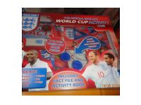world cup activity case New !Rare!
