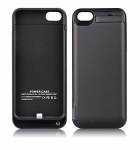 BNIB 4200mAh External power backup battery case for iPhone 5