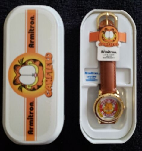 Garfield Fan Club Watch .  New Archives at Garfield Studio. New . In Box.SALE