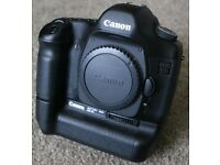 Canon 5D Mki/ 5DC (full frame, pro DSLR) with extras.