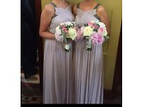 2 Coast Bridesmaid dresses size 10