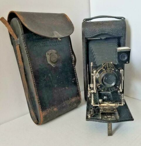 KODAK 3A C Folding Pocket Camera