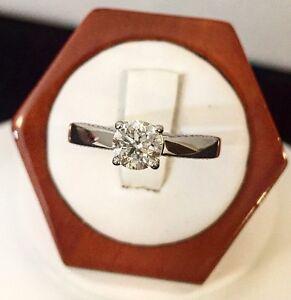 14K GOLD 1.40ctw. DIAMOND ENGAGEMENT RING *Appraised @ $12,100