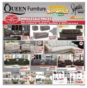 BEDROOM SOFA SECTIONAL DINING CHAIRS RECLINER MATTRESS SALEE