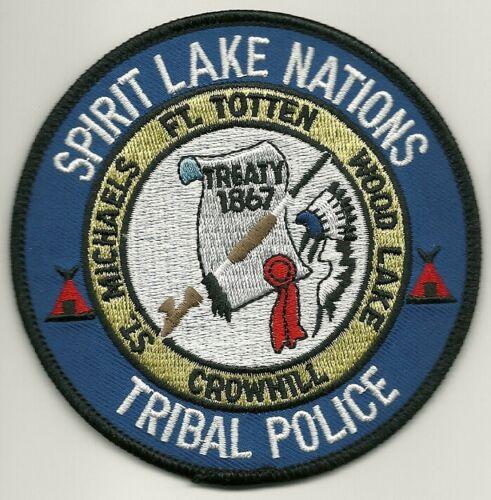Spirit Lake Tribal Police State North Dakota ND