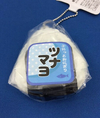 Squishy Softy J-Dream Convenience Store Rice Ball Mini(Tuna Mayo) - Squishy Stores
