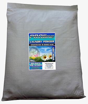 BIO Washing Powder 200wash 10kg Laundry Biological Detergent