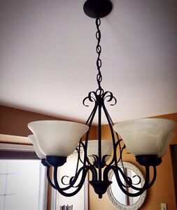 Beautiful Light Fixture/Chandelier
