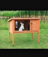 WANTED: rabbit hutch!
