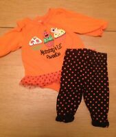 Halloween outfit (size 3 months)