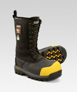 Winter composite tow boots