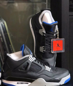 JORDAN 4 NEW IN O.G BOX SIZE 10 AUTHENTIC!!