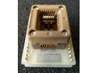 IC socket: DIL32-PLCC32