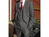 Next men's 3pc suit