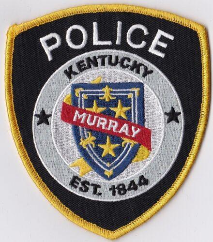Murray KY Kentucky Police patch