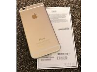 Apple iPhone 6 - 128GB - Gold Smartphone