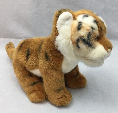 Nat & Jules Tiger Cub Bengalischer Braun Weiß - Dschungel Tiger Nase