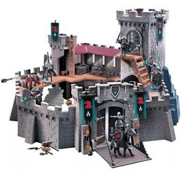 Playmobil Medieval Knights Castle 4866 plus lots of extras