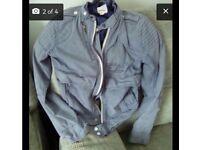 DIESEL Retro Vintage Biker Jacket, Large