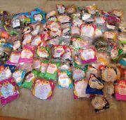 Huge Lot McDonalds Toys