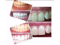 Peroxide free, non abrasive WHITENING toothpaste. ⭐