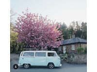 VW 1973 T2 KOMBI CAMPERVAN - BRAND NEW RE-CONDITIONED ENGINE