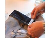 Repairing Alteration and Restyling on all clothing and soft furnishings