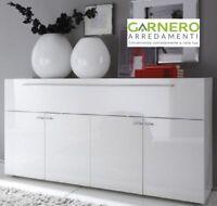 Credenza bianca laccata - Arredamento, mobili e accessori per la ...
