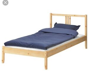 IKEA single bed (package unopened)