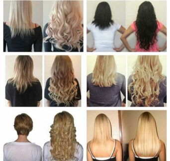 Riche hair and hair extensions hairdressing gumtree australia tape microbead hair extensions from just 195 port adelaide pmusecretfo Choice Image