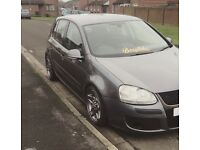 2006 VW MK5 GOLF GT TDI PD140