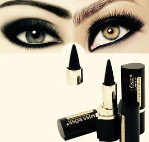 MISS ROSE Professional Make-Up Eyeliner Black Kajol Long Wear Gel Long Lasting