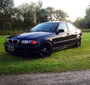 ***2001 Lowered BMW 320i 186k***
